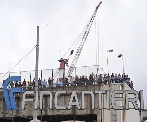Fincantieri Officially Takes Part in SEA Defence Project