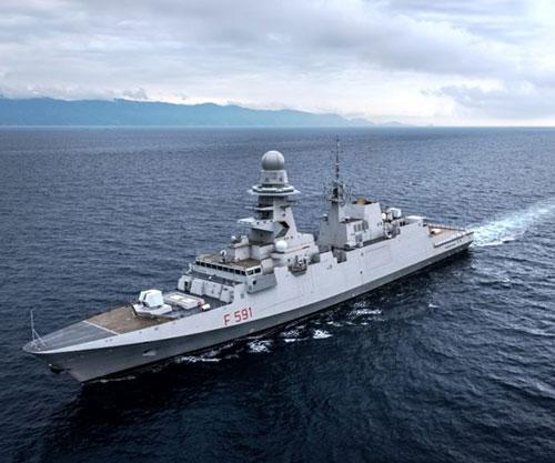 Fincantieri to Supply 8 Frigates to Indonesia