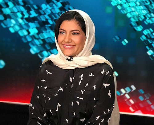 First Saudi Female Ambassador Starts Her Mission in Washington