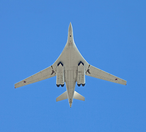 First Upgraded Tupolev-160M Bomber Scheduled for 2021