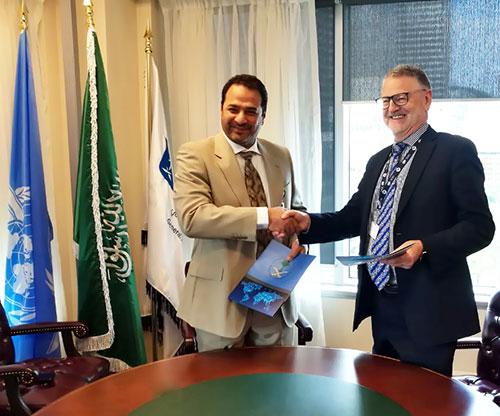 GACA, New Zealand Counterpart Sign Memorandum of Cooperation