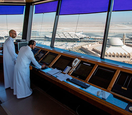 GACA Celebrates International Day of Air Traffic Controllers 2020
