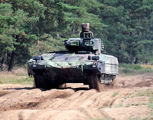 German Arms Sales Decline 7.4% in First Quarter of 2019