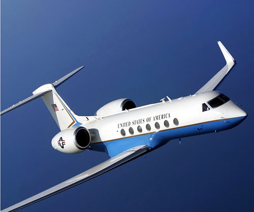 Gulfstream Wins Contracts for U.S. Air Force Special Missions Support