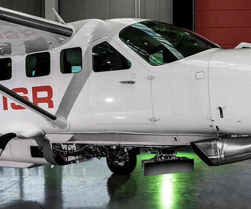 HENSOLDT's PrecISR™ Surveillance Radar for Airborne Missions