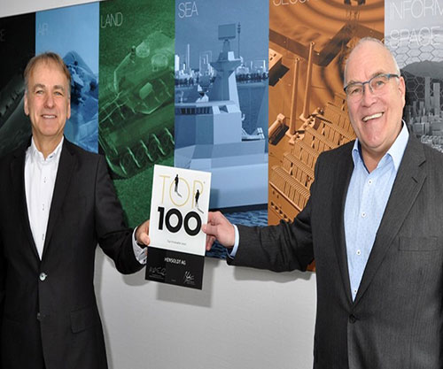 HENSOLDT Awarded Top Innovator Seal of Approval
