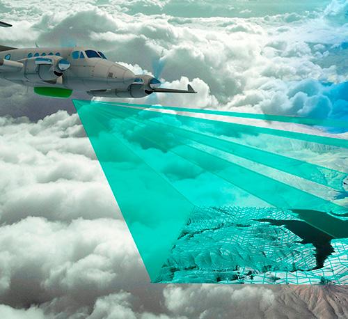 HENSOLDT Developing New Airborne Surveillance Radar