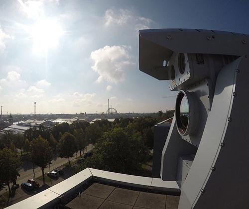 HENSOLDT Unveils Deployable Counter-UAV System