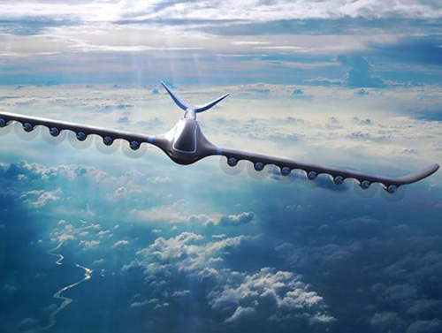 HES Unveils Plans for Regional Hydrogen-Electric Aircraft