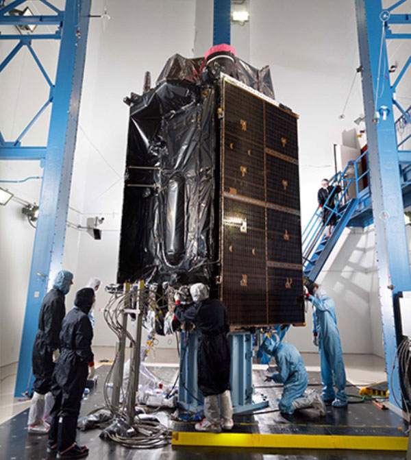 Harris Corporation to Offer Fully Digital GPS III Payload