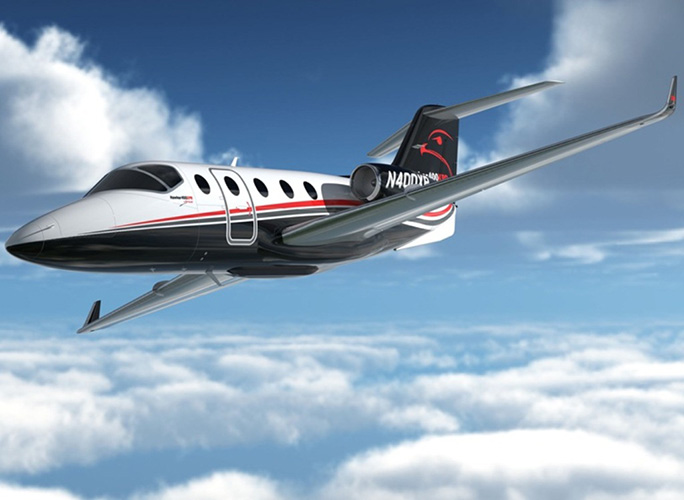 Hawker 400XPR Achieves FAA Certification