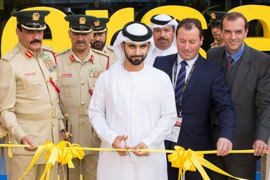 Intersec 2016 Attracts 1,290 Exhibitors from 55 Countries