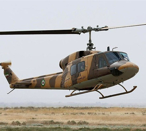 Iran's Army Airborne Unit Modernizing its Helicopters