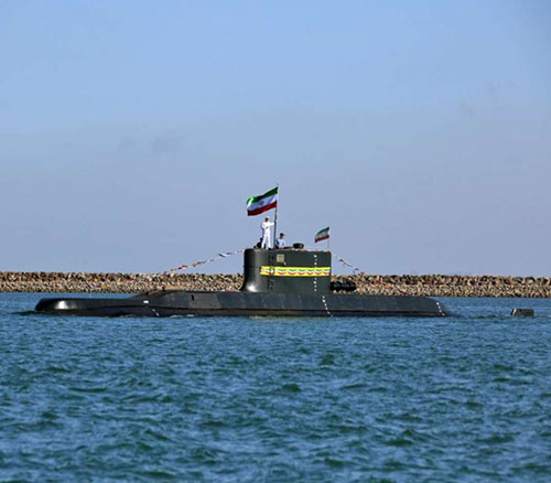 """Iran's Navy Chief: """"Developing Nuclear Submarine is on Our Agenda"""""""
