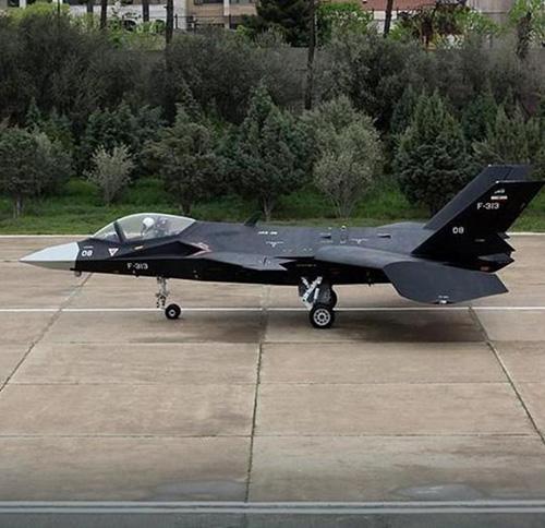 Iran's Qaher & Kosar Fighter Jets Pass Fast Taxi Run Tests