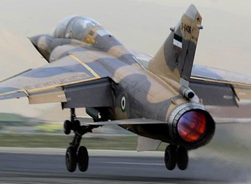 Iran Overhauls 10 Sukhoi Fighter Jets