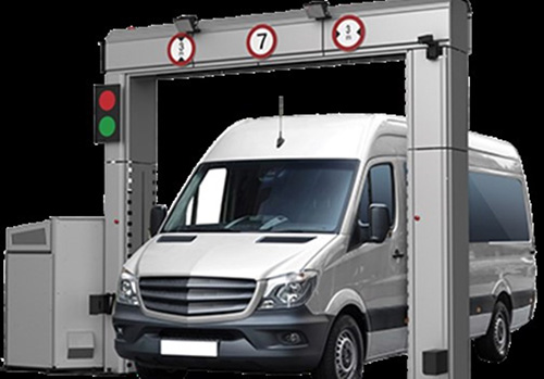 Iran Produces its First Truck X-Ray Scanning System