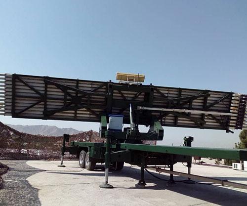 Iran Unveils New Radar, Command-Control Center