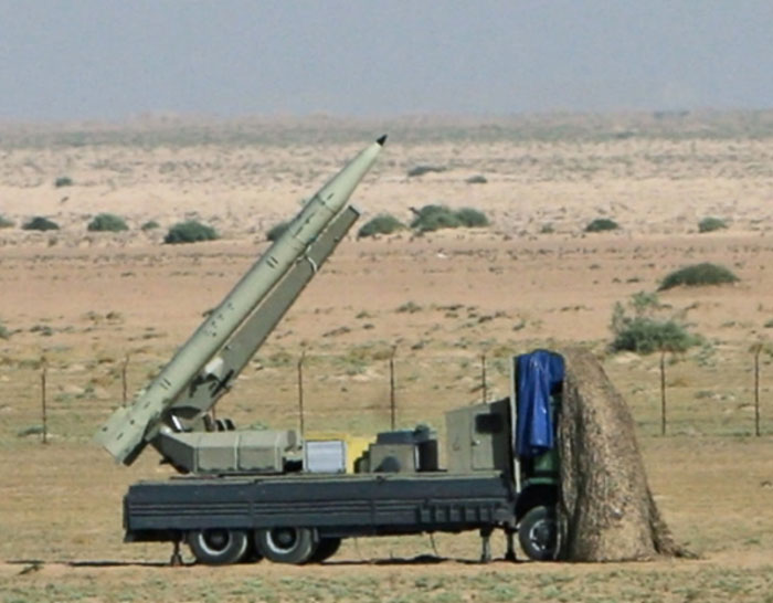 Iran to Boost Penetration Power of Military Warheads