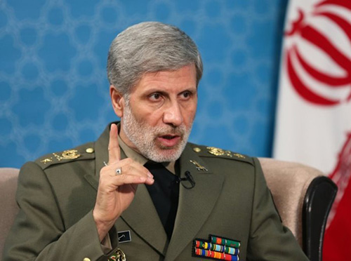 Iran to Use 200,000 Modern Technologies for New Defense Products