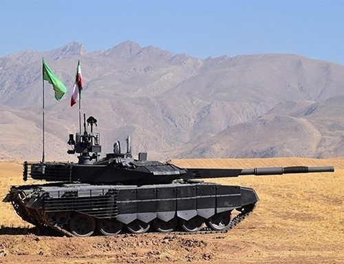 Iranian Army, IRGC to Receive Up to 800 Home-Made Tanks