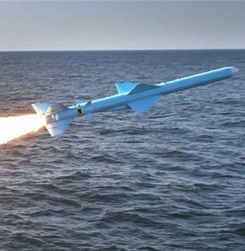 Iranian Navy Test-Fires Long-Range Qadir Cruise Missile