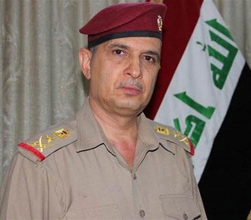 Iraq's Chief of Staff Visits Saudi Arabia