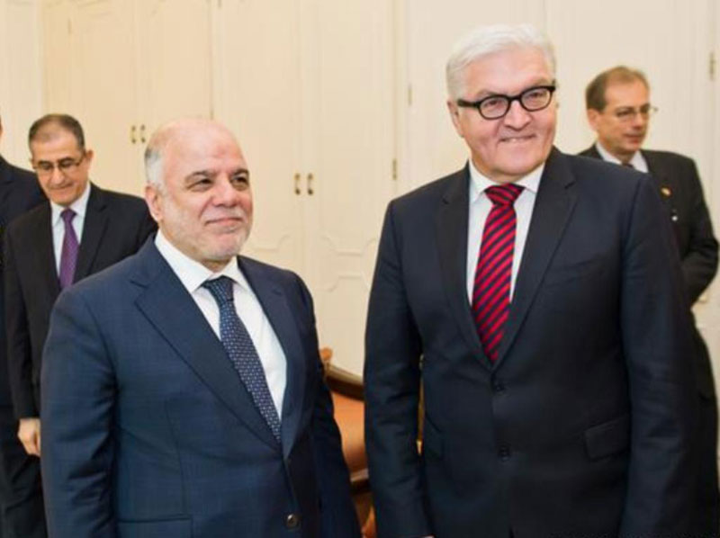 Iraq Asks Germany for Further Assistance in Fight Against IS