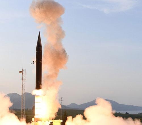 Israel, US Test Fire Arrow 2 Missile Defense System
