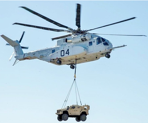 Israel Requests Up to 18 CH-53K Heavy Lift Helicopters