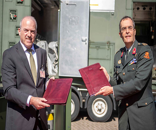 Kärcher Futuretech to Supply Water Treatment & Filling Systems to Netherlands Army
