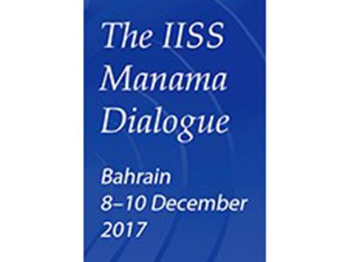Key Defense Officials Attend Manama Dialogue 2017
