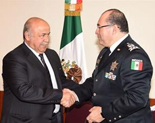 Kuwait, Mexico Agree to Boost Security Cooperation