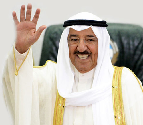 Kuwait's Emir Passes Away at 91