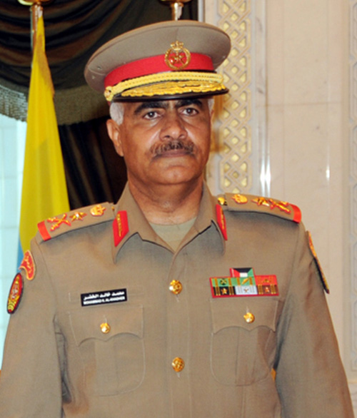 Kuwait Army Chief Safe After Copter Crash in Bangladesh