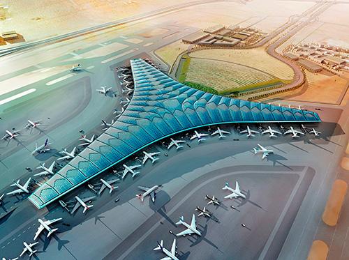 Kuwait International Airport to Develop New T2 Terminal