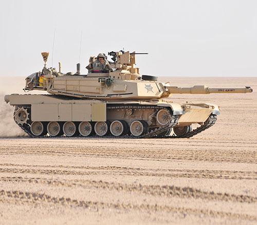 Kuwait Requests M1A2K Training Ammunition