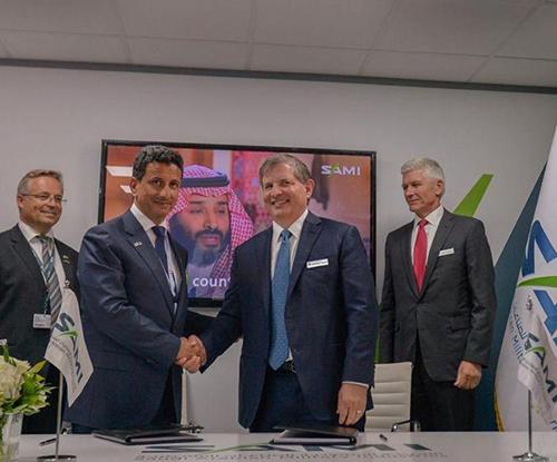 L3 Technologies, SAMI Enter Into Joint Venture