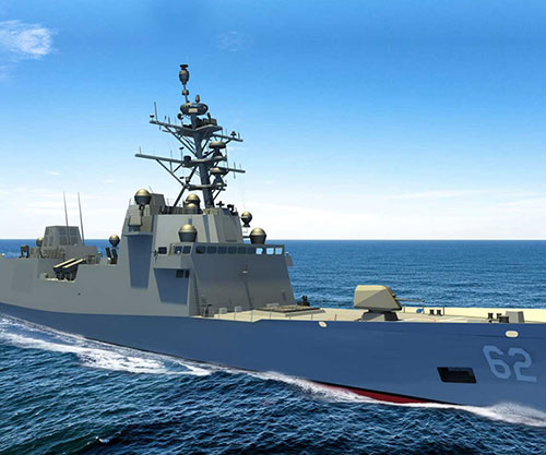 L3Harris Wins Systems Integration Contract for US Navy Frigate Program
