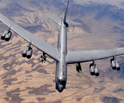 L3Harris to Enhance B-52 Electronic Warfare Self-Protection System