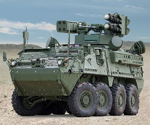 Leonardo DRS to Provide Mission Equipment Packages for US Army's IM-SHORAD