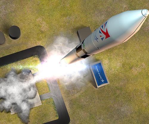 Lockheed Martin Selects ABL Space Systems Rocket to Power First UK Vertical Satellite Launch