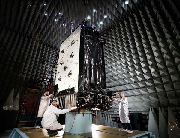 Lockheed Martin to Demo GPS III's Future Design for U.S. Air Force