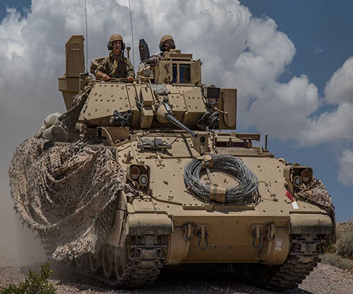 Lockheed Martin to Integrate & Test U.S. Army's Combat Vehicle Protection System