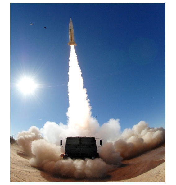 Lockheed Martin's ATACMS Concludes New Flight Test