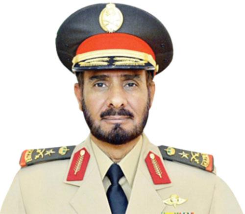 Lt General Mutlaq Al-Azima Named Acting Commander of Saudi Joint Forces