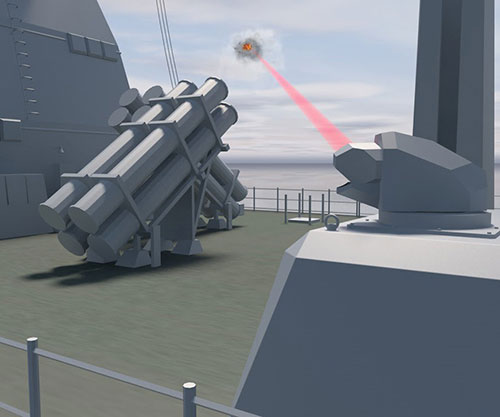 MBDA, Rheinmetall Win Contract for High-Energy Laser System