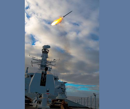 MBDA's Sea Ceptor to Equip Brazilian Navy's Tamandaré-Class Frigates