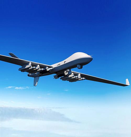 MBDA to Integrate Brimstone Missile Onto RAF's Protector RG Mk1 Aircraft