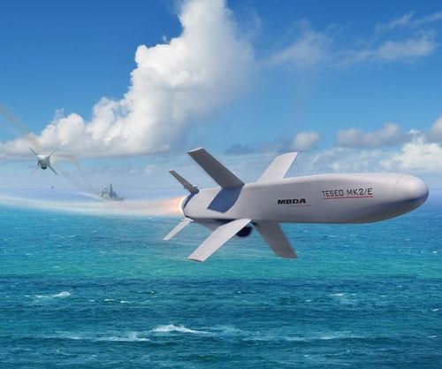MBDA to Supply New Teseo Mk2/E Anti-Ship System to Italian Navy